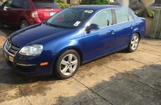 Volkswagen Jetta 2.5 S 2008 Blue for sale