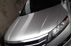 Honda Accord CrossTour 2010 Silver for sale