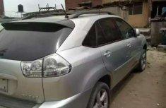 Lexus rx 2004 Gray for sale