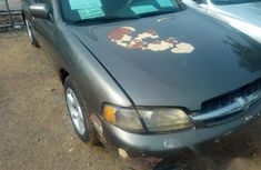 Nissan Maxima 1998 Gray for sale