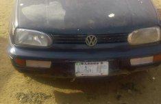 Volkswagen Golf 2001 Black for sale