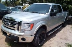 2013 Ford F150 4DR 4×4 Silver for sale