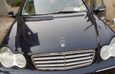 Mercedes-Benz C320 2005 Blue for sale