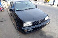 Volkswagen Golf GL 1996 Black for sale