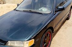 Nigerian Used Honda Accord 1996 Green for sale