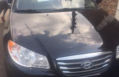 Hyundai Elantra 2010 Black for sale