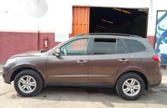 Hyundai Santa Fe Limited 2012 Brown for sale