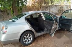 Nissan Altima 2005 2.5 SL Silver for sale