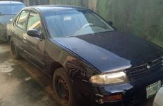 Nissan Altima 1997 Black for sale
