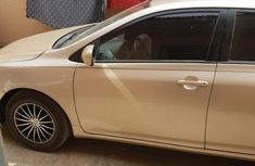 Toyota Corolla 2012 Gold for sale
