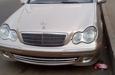 Mercedes-Benz C240 2005 Gold for sale
