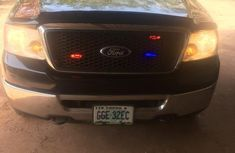 Clean Ford F-150 2007 Black for sale