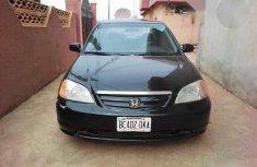 Honda Civic 2003 Black for sale