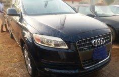 Audi Q7 3.6 FSI 2007 Blue for sale