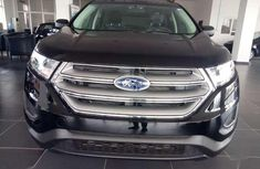 Brand new 2017 Ford Edge Black for sale