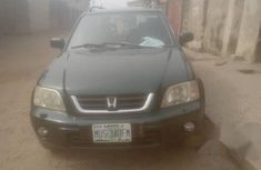 Honda CR-V 2002 EX 4WD Automatic Green for sale