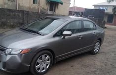 Honda Civic 2006 Gray for sale