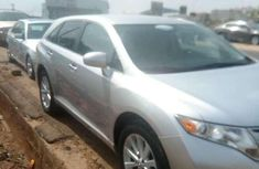 Ash color Toyota Venza 2011 for sale