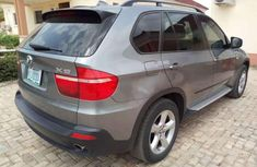 BMW X5 2009 gray for sale