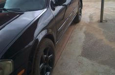 Nissan Maxima 2002 Black for sale