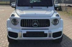 Mercedes Benz G63 2019 White for sale
