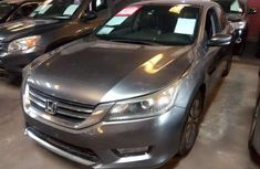Super clean Reg 2013 Grey Honda Accord for sale