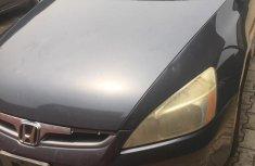 Honda Accord Sedan LX 3.0 V6 Automatic 2006 Gray