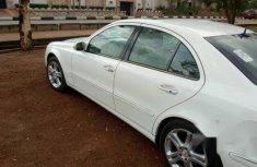 Mercedes-Benz E350 2006 White for sale