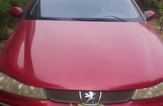 Peugeot 406 2001 Coupe 2.2 D Red for sale