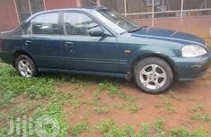 Honda Civic 1999 Green for sale
