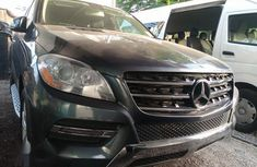 Mercedes-Benz ML350 2015 Gray for sale