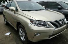 Lexus RX 350 F SPORT AWD 2013 Gold for sale