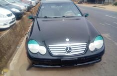 Mercedes-Benz C230 2004 Black for sale