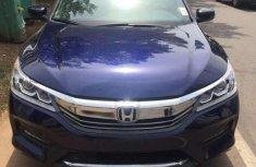 Honda accord EXL 2016 for sale