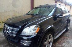 Mercedes Benz GL550 2008 Black for sale