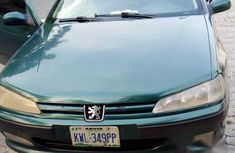 Peugeot 406 2000 Green for sale