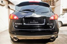 Nissan Murano LE 4WD 2009 Black for sale