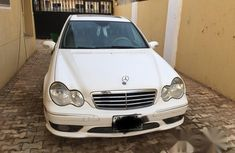 Mercedes-Benz C350 2006 White for sale