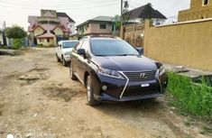 Lexus RX 350 (Black) for sale