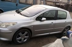 Peugeot 307 X-Line 1.6 Automatic 2007 Silver for sale