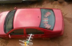 Volkwagen Bora 2006 Red for sale