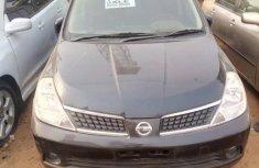 Nissan Tiida 2002 Black for sale