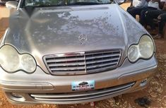 Mercedes-Benz C180 2008 Gold for sale