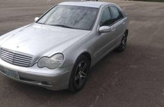 New Mercedes Benz C-180 04 model for sale.