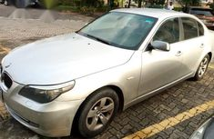 BMW 523i 2008 Silver for sale