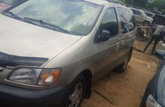 Toyota Sienna 1999 Gray for sale