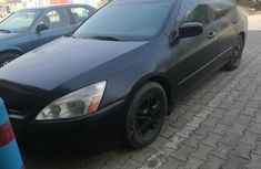 Honda Accord 2.4 Automatic 2003 Black for sale