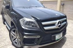 Mercedes Benz GL500 Black for sale