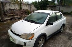 Toyota Echo 2007 White for sale