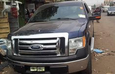 Ford F-150 2012 Blue for sale